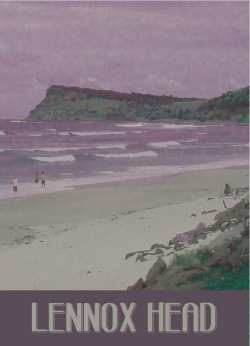 2013 Lennox Head Postcard Competition